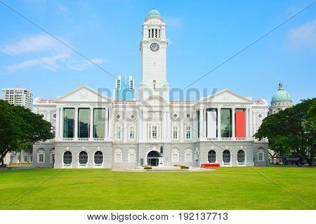 Singapore Victoria Hall