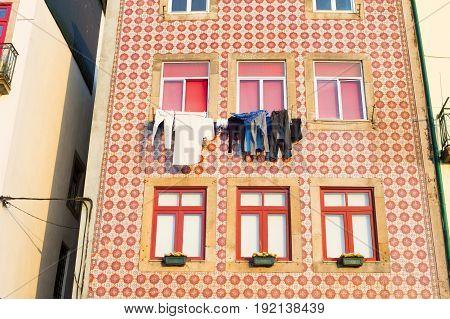 Typical Porto Architecture, Portugal