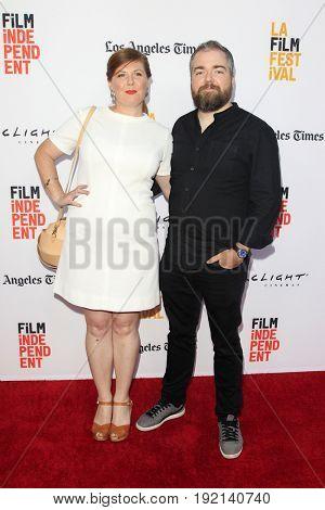 LOS ANGELES - JUN 19:  David Sandberg at the 2017 Los Angeles Film Festival -