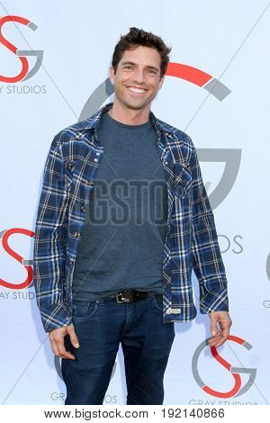LOS ANGELES - JUN 15:  Scott Bailey at the Gray Studios Showcase at the Grays Studios, 5250 Vineland Ave. on June 15, 2017 in North Hollywood, CA