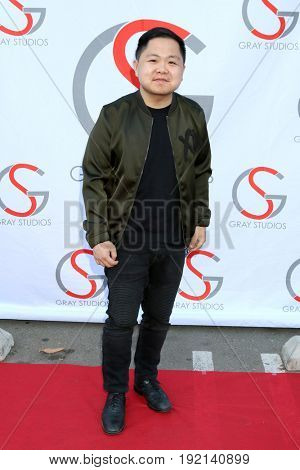 LOS ANGELES - JUN 15:  Matthew Moy at the Gray Studios Showcase at the Grays Studios, 5250 Vineland Ave. on June 15, 2017 in North Hollywood, CA