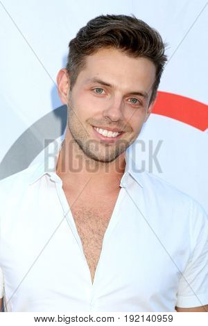 LOS ANGELES - JUN 15:  Joshua Blaine at the Gray Studios Showcase at the Grays Studios, 5250 Vineland Ave. on June 15, 2017 in North Hollywood, CA