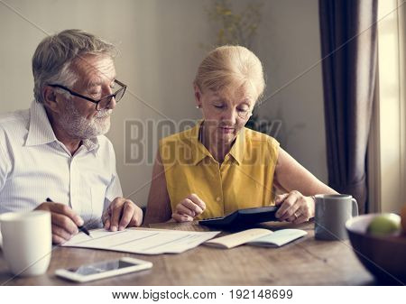 Senior Couple Insurance Application Form