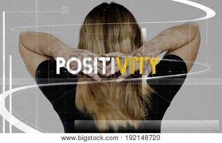 Positivity attitude choice focus thinking