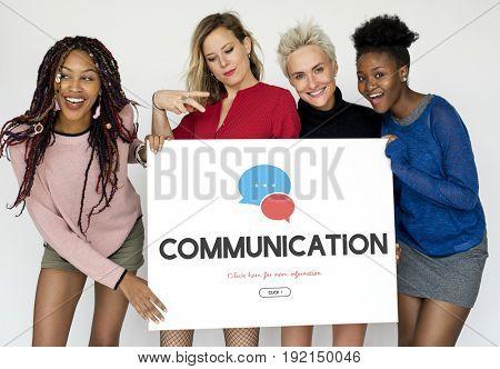 Communication Speech Bubble Social Networking Exchange