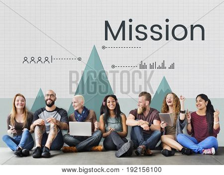 Mission aim aspiration goals ideas