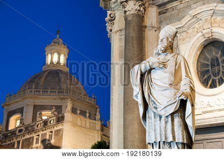 Catania By Night