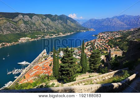 Kotor Resort in Montenegro, Europe
