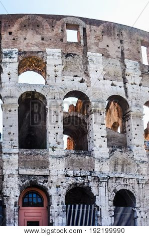 Hdr Colosseum, Rome