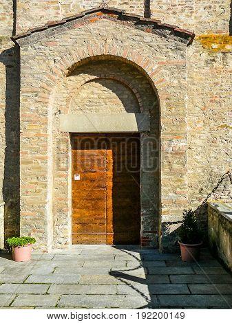 Hdr San Pietro Basilica In Acqui Terme