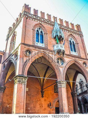 Hdr Bologna Italy