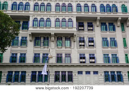 Old Architecture In Singapore