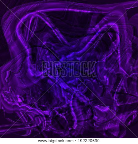 Twirl luminous light purple background for design