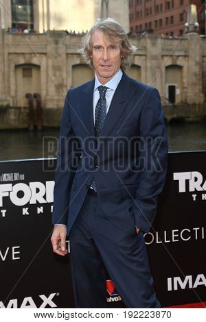 CHICAGO-JUN 20: Director Michael Bay attends the