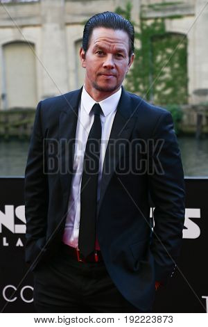 CHICAGO-JUN 20: Actor Mark Wahlberg attends the