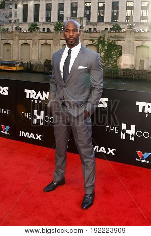CHICAGO-JUN 20: Remi Adeleke attends the