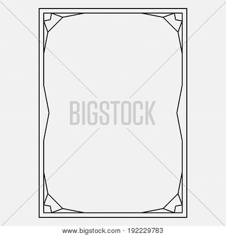 original image decorative ornamental frame original design