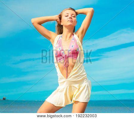 Fashion Vacation Model