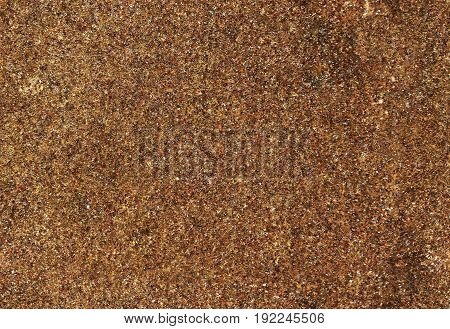 Iron rust texture seamless background. brown grunge pattern