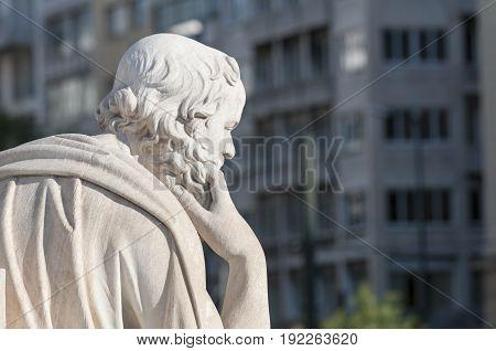 Classic Statue Socrates