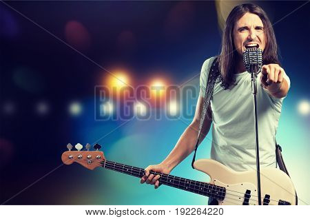 Play playing music guitar guitarist fun background
