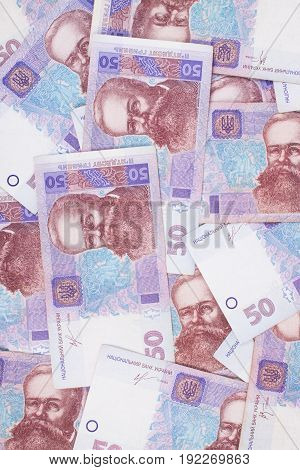 Background From Banknotes