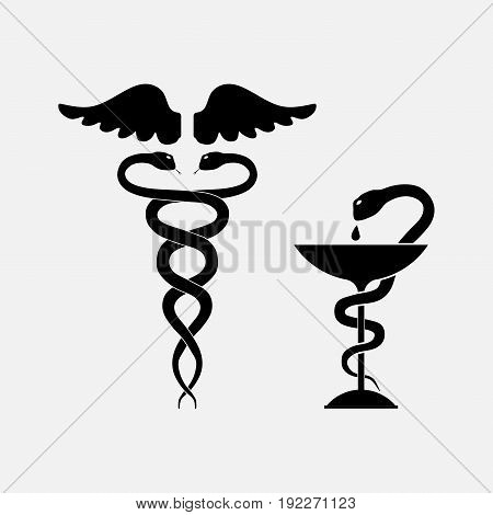 symbol of medicine clinic pharmacy medical center fully editable image