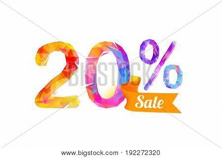 20 (twenty) Percents Sale