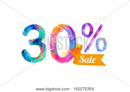 30 (thirty) Percents Sale
