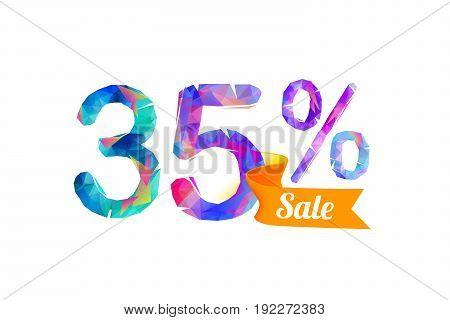 35 (thirty Five) Percents Sale