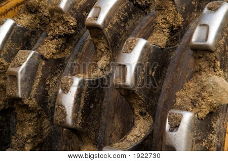 Teeth Of A Compactor