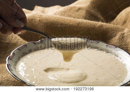 Cupuacu Cream - Traditional Amazonian Dessert