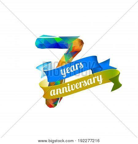 7 (seven) Years Anniversary.
