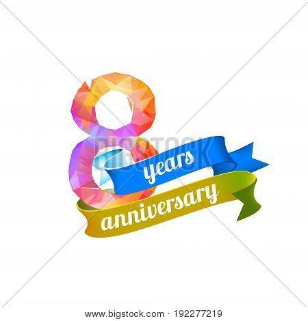 8 (eight) Years Anniversary.