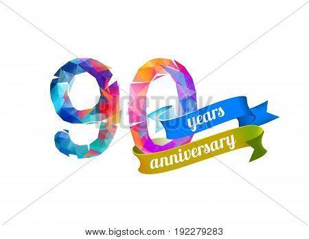 90 (ninety) Years Anniversary.