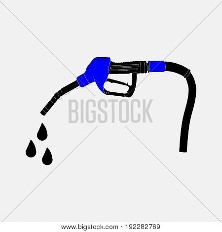 icon of the refueling gasoline pump petrol stations vehicle maintenance  fully editable image