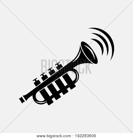 icon pipe music sound classical talent fully editable image
