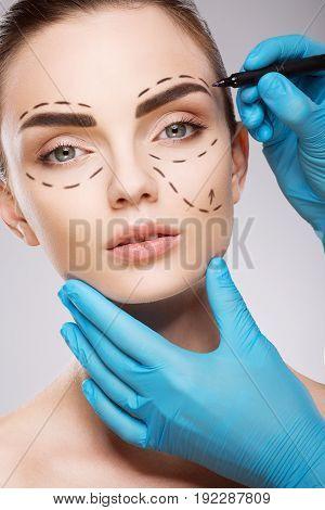 Plastic Surgery Concept