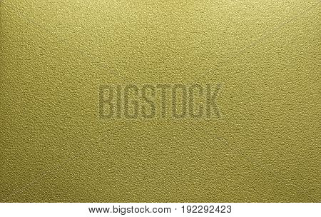 Photo of rough gold metal texture background