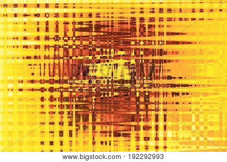 creative abstract brown texture with light yellow stripes