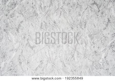 Gray paper with abstract texture close up