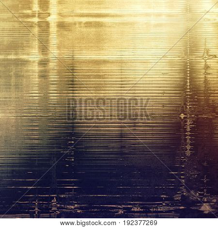 Art graphic texture for grunge abstract background. Aged colorful backdrop with different color patterns: yellow (beige); brown; gray; blue; purple (violet)
