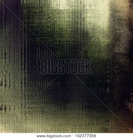 Abstract textured background designed in grunge style. With different color patterns: brown; gray; green; black