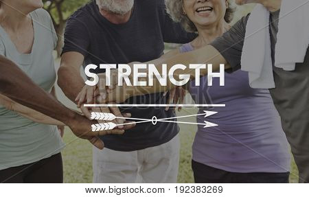 Strength Be Strong Lifestyle Icon