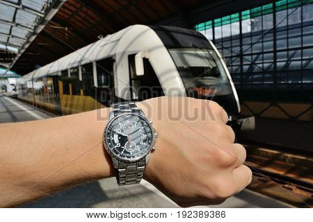 Train And Watch
