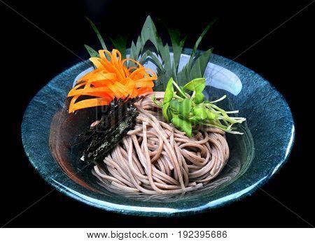Japanese Fresh Buckwheat Noodle