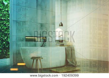 Eco Bathroom Sinks, Marble Side Toned