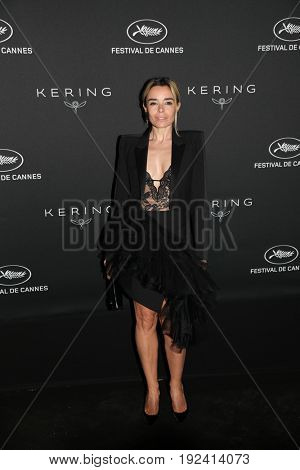 ELODIE BOUCHEZ at the Women in Motion Awards Dinner  for at the 70th Festival de Cannes. May 21, 2017  Cannes, France