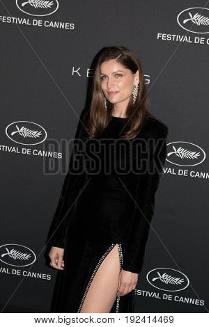 Laetitia Casta at the Women in Motion Awards Dinner  for at the 70th Festival de Cannes.May 21, 2017 Cannes, France