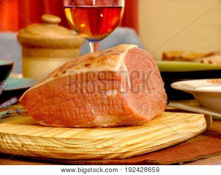 Aitch bone, Is a cut of beef taken from the rump area of the cow, Ideal for roasting